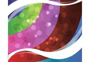 Kleurrijke Lines Achtergrond