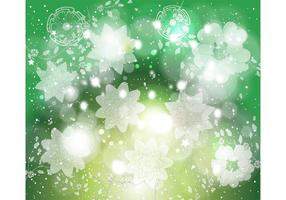 Flowers-vector-backdrop