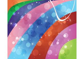 Colorful Swirls Background