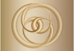 circulo dorado