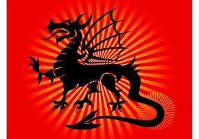 Free Dragon Vector