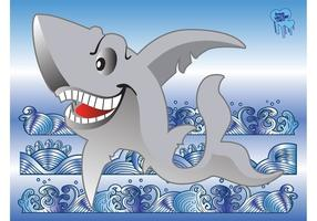 Vector de requin