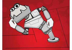 Robot Cartoon