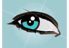 Eye Vector Illustratie