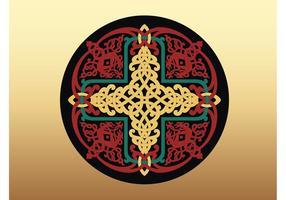 Antique Russian Cross