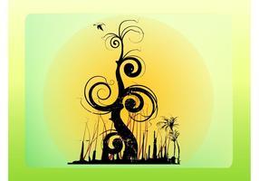 Fantasi träd