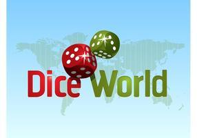 Dice World Logo
