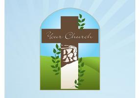 Kyrkans logotyp