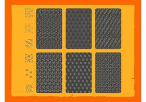 Stylish Seamless Vector Patterns