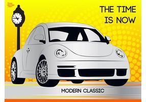 Escarabajo moderno