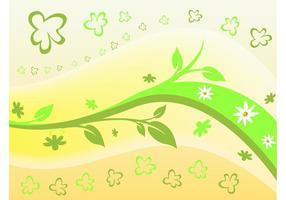 Vetor de pétalas de flores
