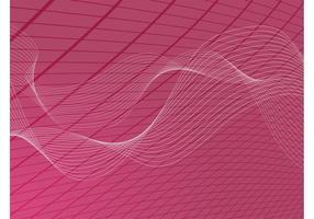 Fond d'écran de la bande ondulée