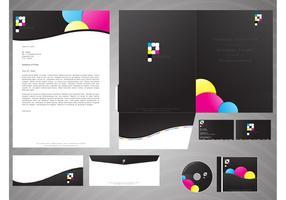 Corporate branding paket