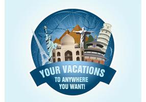 Holiday Travel Graphics