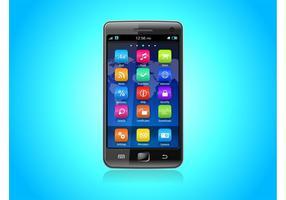 Smart Phone Render