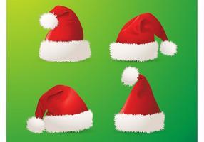Chapéus de Santa