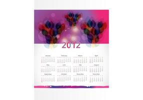 Calendar Layout Template