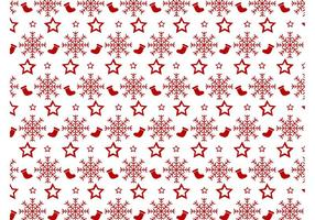 Red-white-christmas-pattern