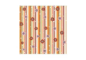 Flowers-and-stripes-pattern