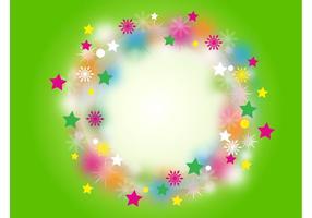 Regenboog Kerstkrans