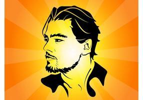 Leonardo DiCaprio Vector