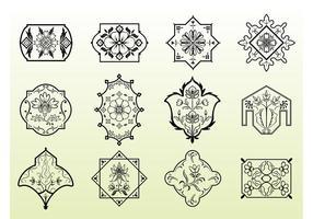 Floral Emblems