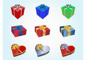 Cadeaux de vacances