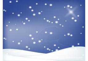 Winter Snow Design