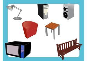 Möbel Set