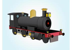 Locomotive Graphic