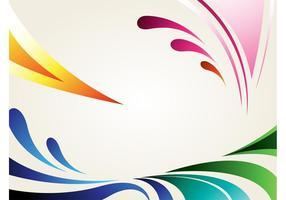 Splash Swoosh Background Image