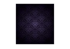 Dark Purple Pattern Vector