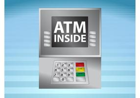 ATM Machine Vector