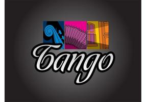 Tango vektor