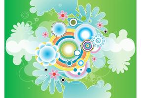 Nature Shapes Vector