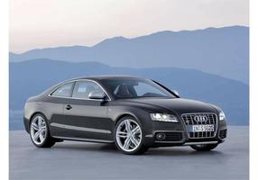Audi S5 Bakgrund
