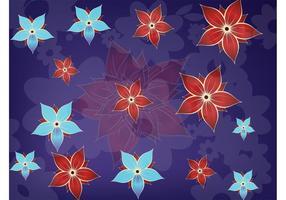 Lindo Composición Flores