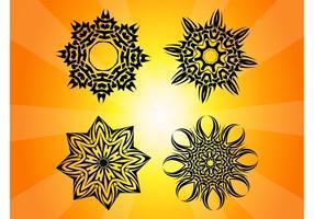 Símbolos tribales