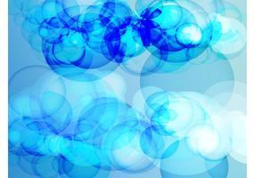 Blauwe Abstracte Hemelachtergrond