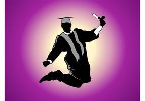 Jumping Graduate Vector