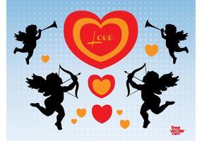 Ángeles de San Valentín
