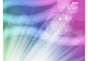 Färgglada strålar bakgrund