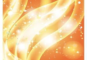 Golden Sparkle Hintergrund