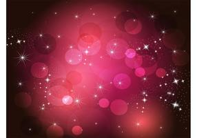 Dark Maroon Star Background
