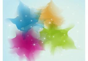 Image d'arrière-plan de couleur Sparkles