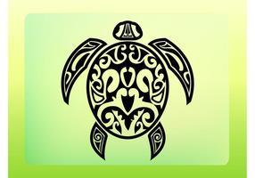 Turtle-tattoo-vector