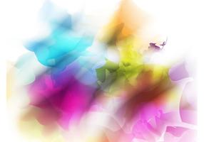 Colorful Crumple Background