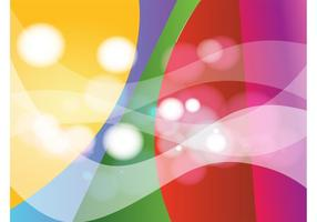 Colorful Waves Vector Background