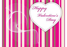 Pink Stripes Valentine Grafiken