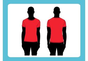 Vector-t-shirt-template